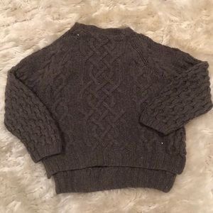 H&M White Label - Cable Knit Sweater